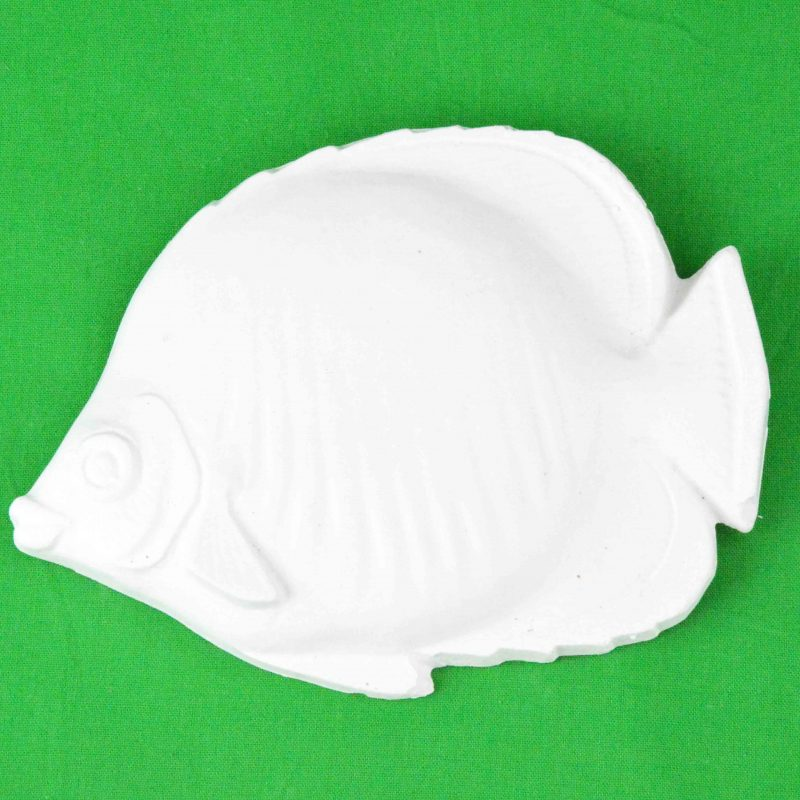 Large Plaster Piece Fish