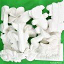 kids plaster moulds