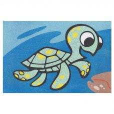 11 - Turtle Sand Art Craft