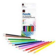 Colour Pencil Washable set of 12