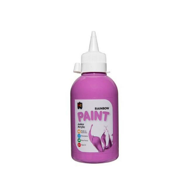 Rainbow Paint 250ml Lilac R250LIL