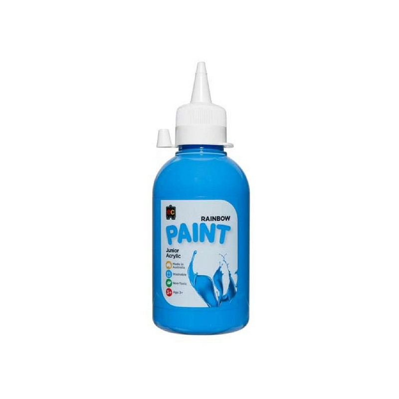 Rainbow Paint Sky Blue 250ml
