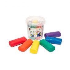Fundough 900 grams 6 colours