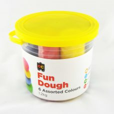 Fun dough for kids is like play doh