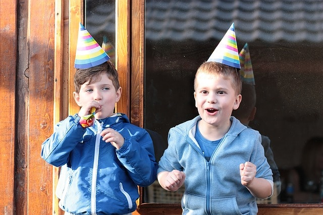 5 Fun Birthday Party Activities For Kids Aged 10 Years Old