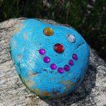 rock art activity for preschoolers