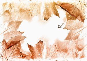 leaf print art, fun craft activities for preschoolers