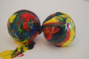 throw ball, fun craft activities for preschoolers