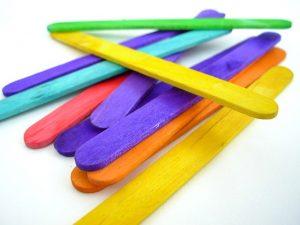 popsicle stick frog, fun craft activities for preschoolers