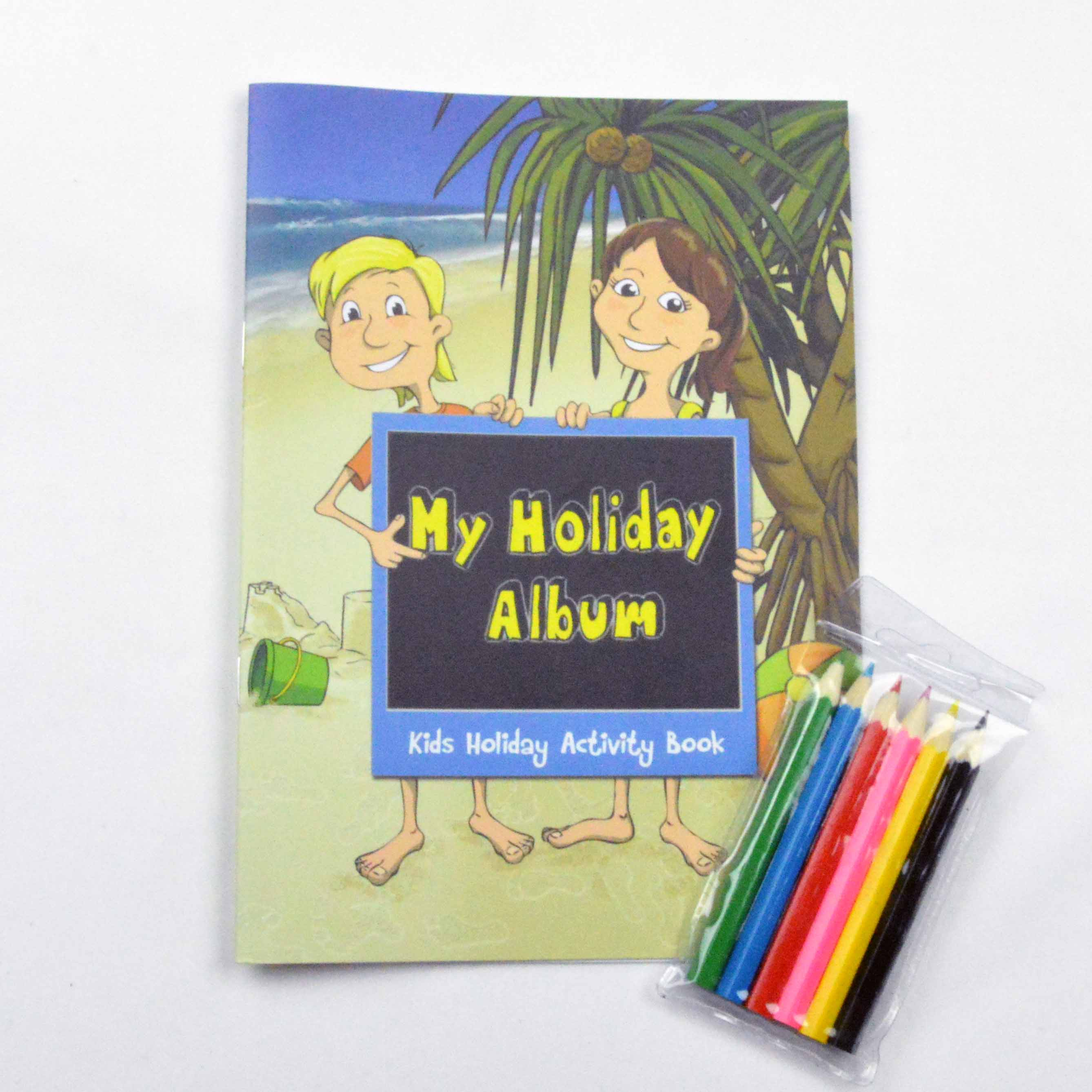 Kidsplay Holiday Journal - Volume 2