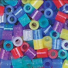 Glitter Mix Perler Beads