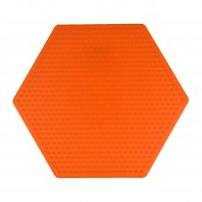 Large Hexagon Pegboard