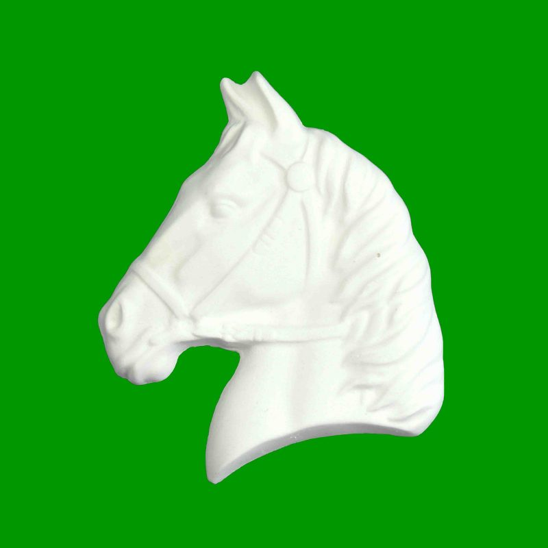 Horse Plaster Piece
