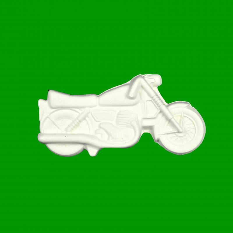 Motorbike Plaster Piece