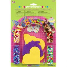Cupcakes and Butterflys Acticity Pack perler beads
