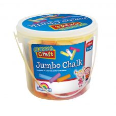 Classic Craft jumbo chalk 20 pieces
