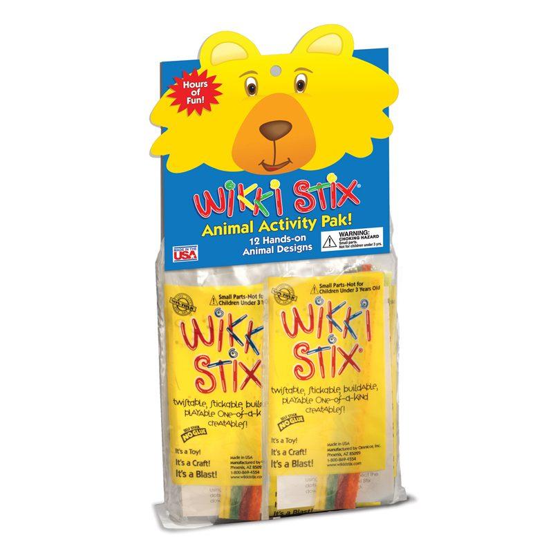 Animal Pack Wikki Stix