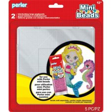 80-22699 large mini bead pegbooards - pack of 2