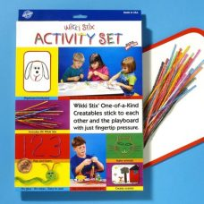 903 Wikki Stix Activity Set creative fun