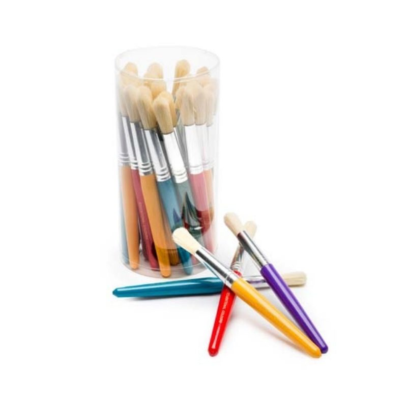 Jumbo Stubby Brushes set of 30