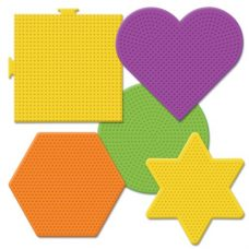 Large Basic Pegboard Shapes