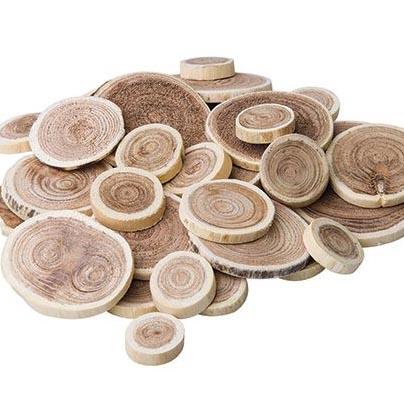 Natural wood cuts 100g