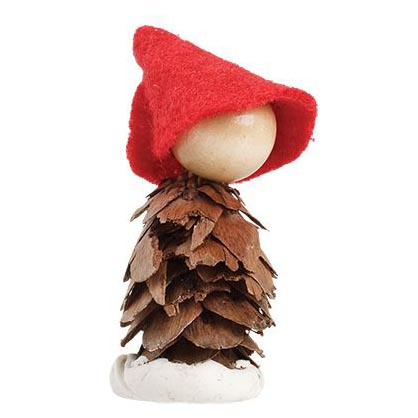 Example decorations of mini pine cone