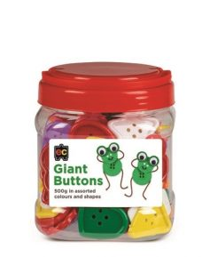 Giant Buttons