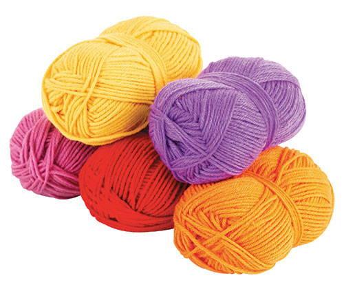 Acrylic Wool Craft
