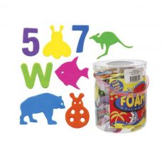 Craft Foam Adhesives Shapes