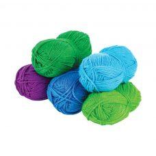 acrylic wool cool craft