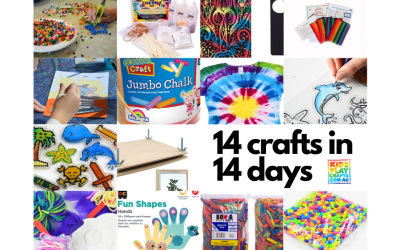 14 Crafts in 14 Days