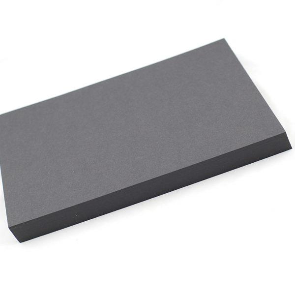 Cardboard A4 Black 200GSM Prism Board pack of 100