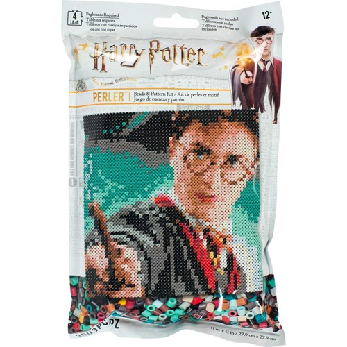 Harry Potter Bead and Pattern Kit 3500 pieces