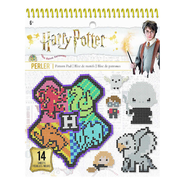 Harry Potter Pattern Pad