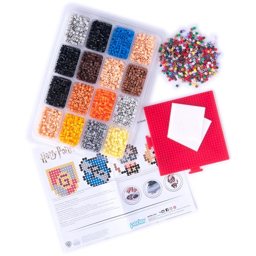 Fuse Bead Kit contents