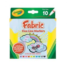 Crayola Fine Line Markers perfect for designing your own shirt