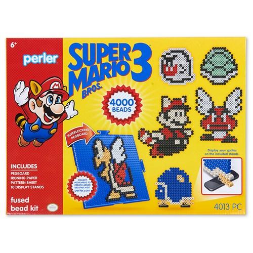 Deluxe Perler Mario Bros Activity Kit