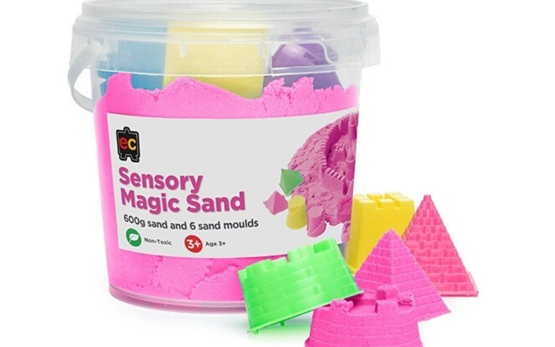 Introducing our new Sensory Sands