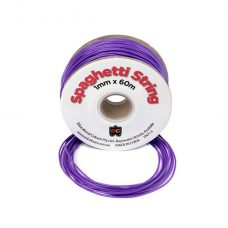 EC Spaghetti String Purple