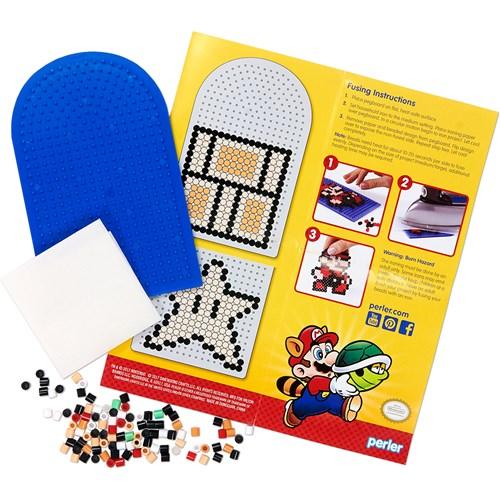 Perler Mario Activity Bucket Instructions 80-42947