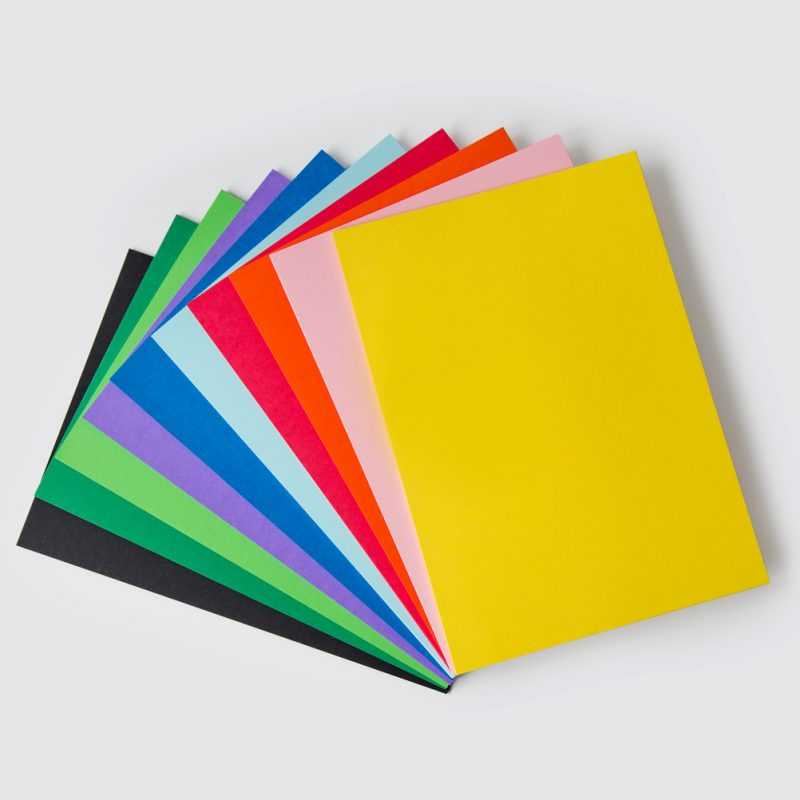 Prism Board A4 Cover Paper