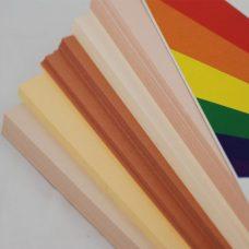 Prism skin tones cover paper pack of 250