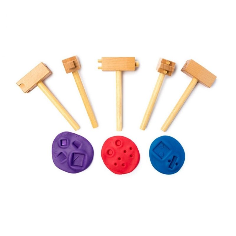 Clay Hammers set of 5