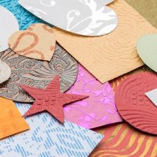 Collage Scrap Paper Pack 500g