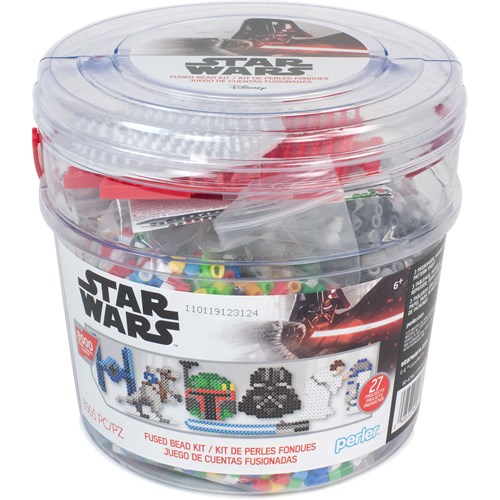 Star Wars Large Bucket Perler Beads