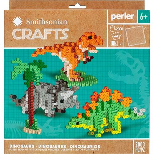 Smithsonian Dinosaur Perler Kit