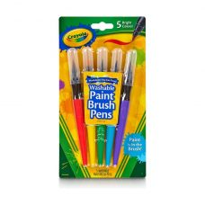Paint Brush Pens Pack of 5