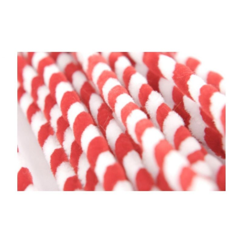 Chenille Candy Sticks 25pc