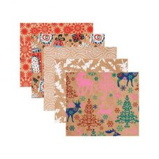 Christmas Craft Paper Assorted